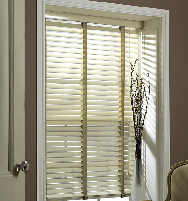 VALE 63mm Express Wood Venetian Blind